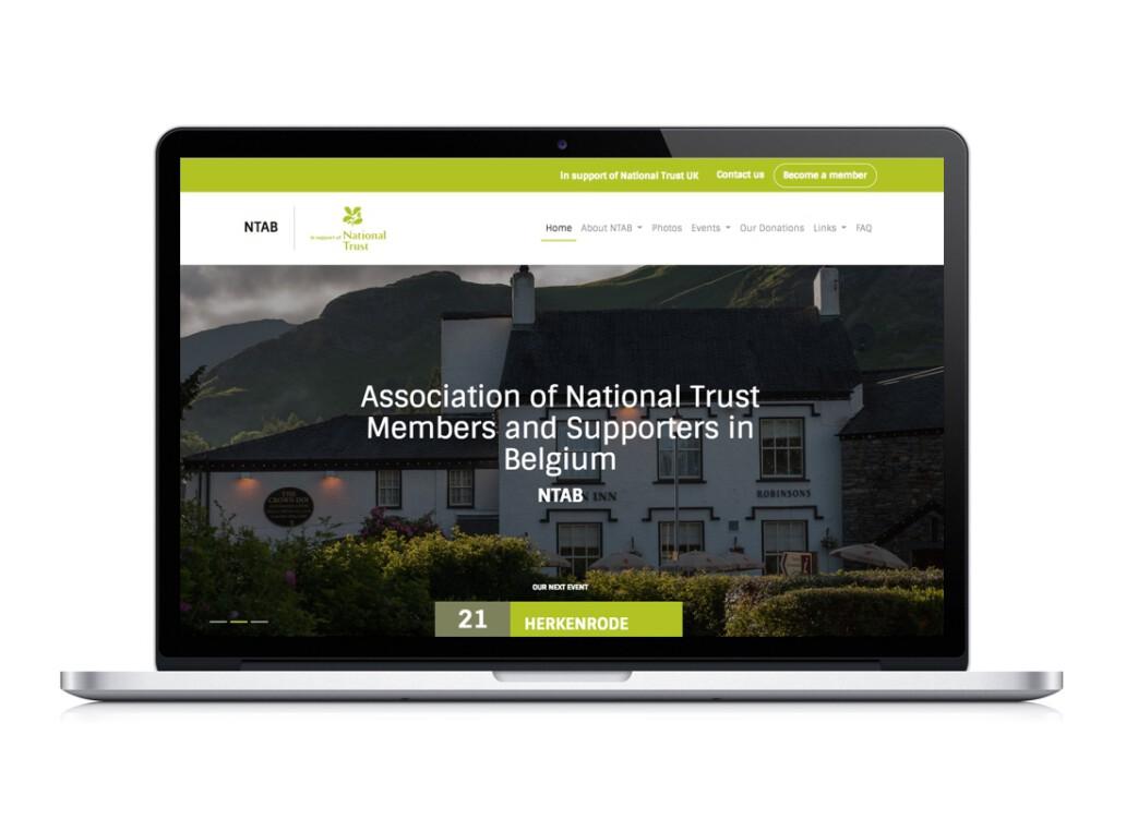 national trust belgium